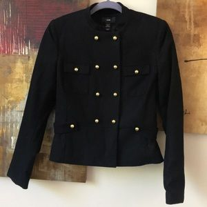 H&M Navy Blue Blazer